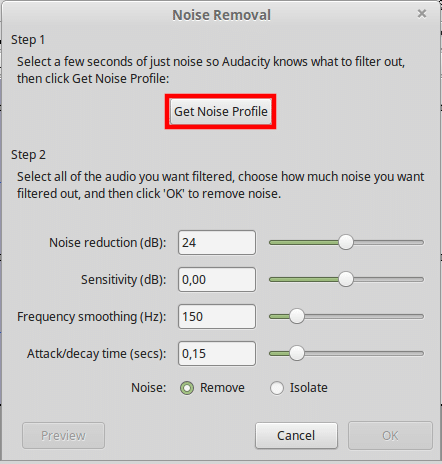 Using Audacity on Linux Mint 19 – Linux Hint