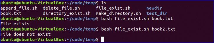 30 Bash Script Examples – Linux Hint