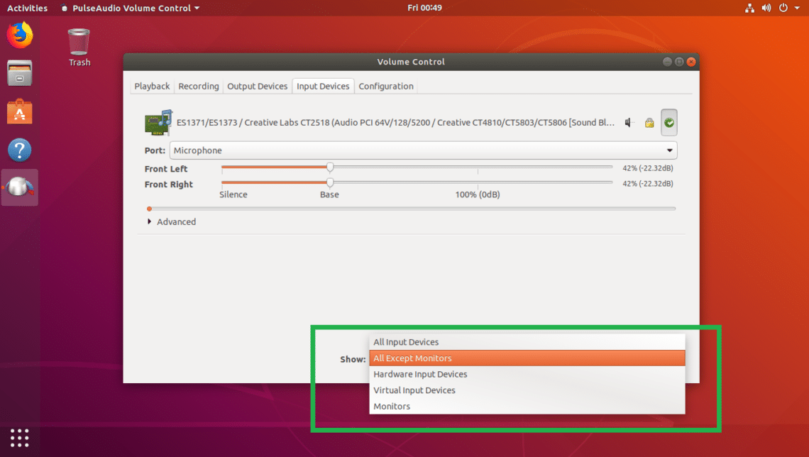 How to Use PulseAudio to Manage Sounds on Ubuntu 18 04