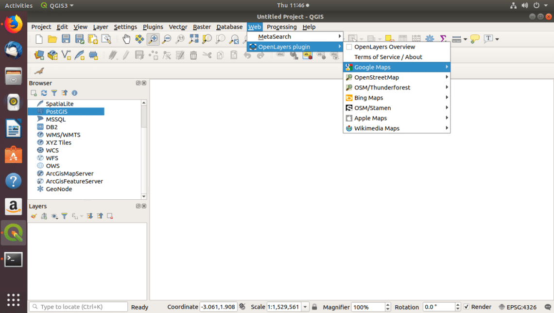 QGIS Plugins Tutorial – Linux Hint