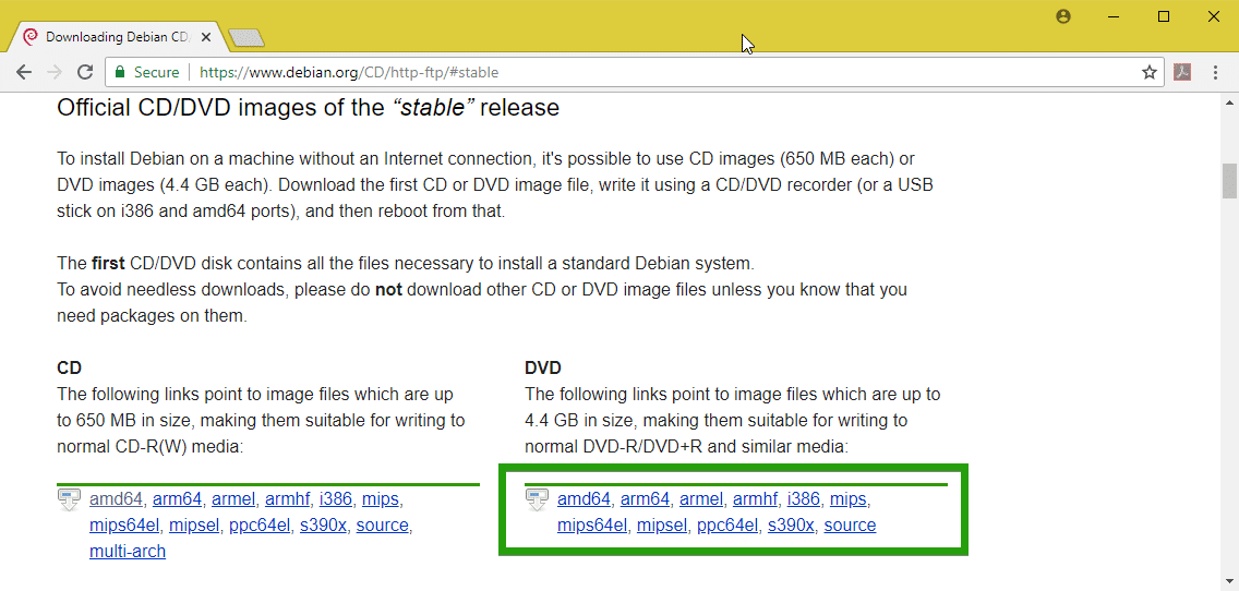 Debian 9 Minimal Install Guide – Linux Hint