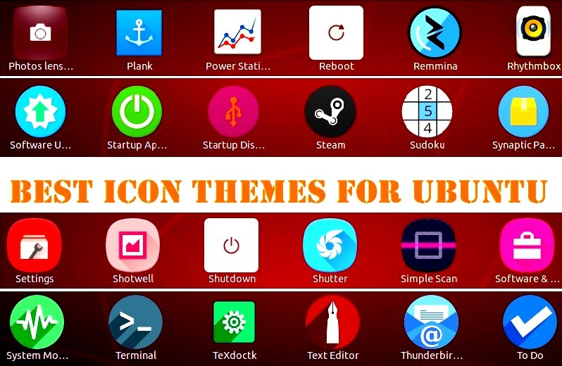 10 Best Icon Themes for Ubuntu – Linux Hint