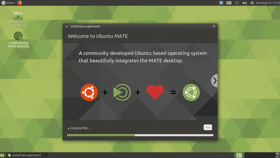 How to Install Ubuntu Mate 18 04 LTS – Linux Hint