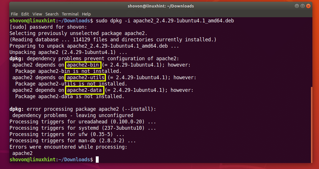 How to Install a  deb File on Ubuntu – Linux Hint