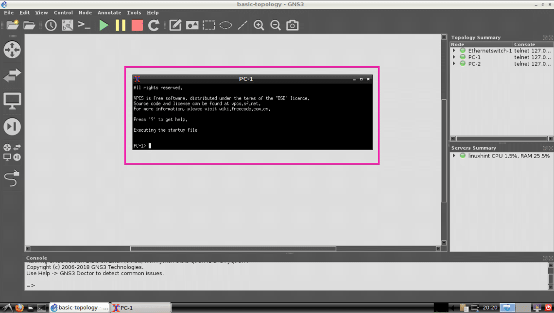 How to Install GNS3 for Linux – Linux Hint