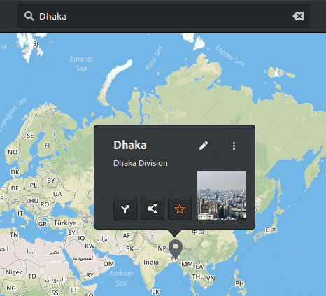 Install Gnome Maps on Linux – Linux Hint