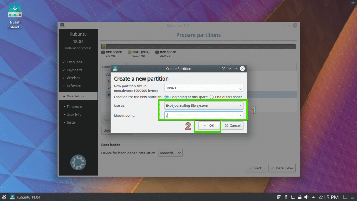 How to Install Kubuntu 18 04 LTS – Linux Hint