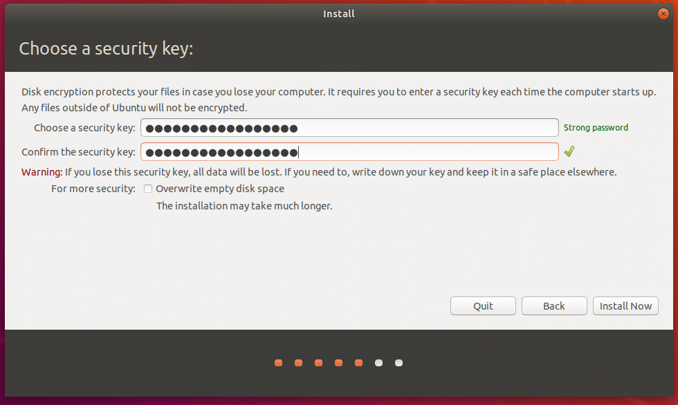 How to Encrypt a Drive on Ubuntu 18 04 – Linux Hint