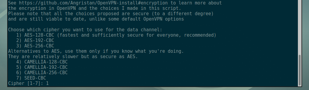 How to Install and Configure OpenVPN on Debian 9 – Linux Hint