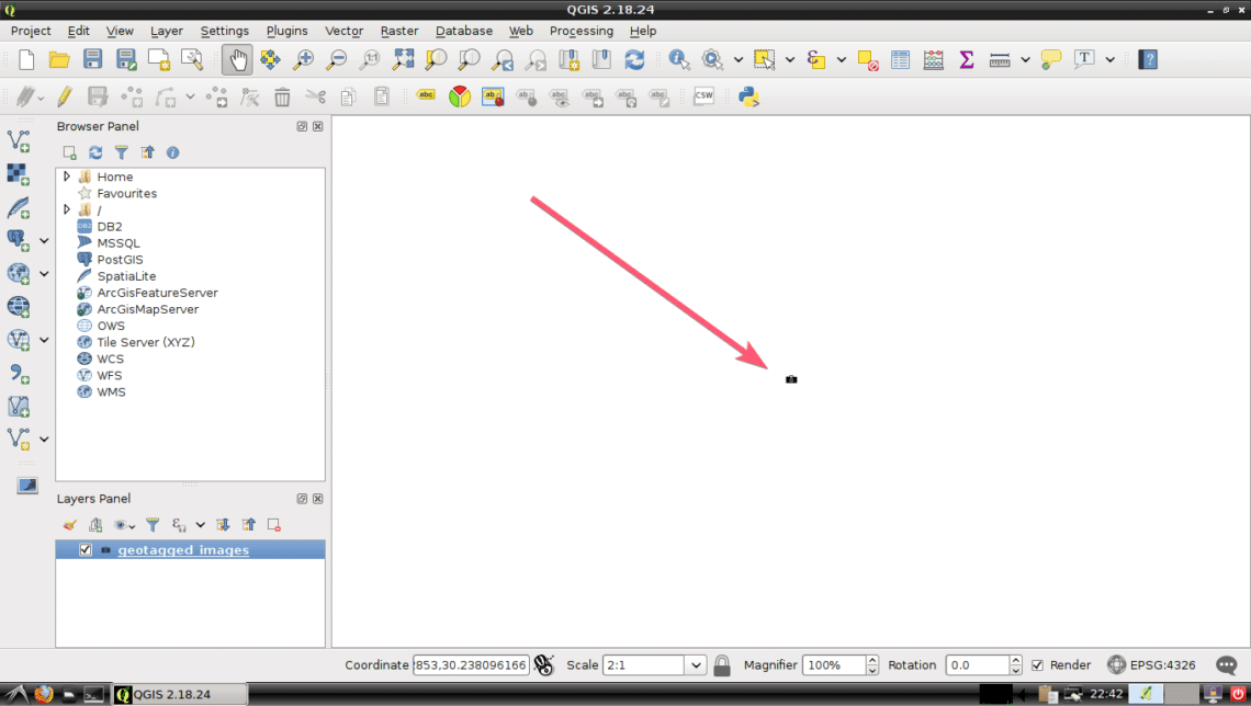 Install Photo2Shape Plugin for QGIS – Linux Hint