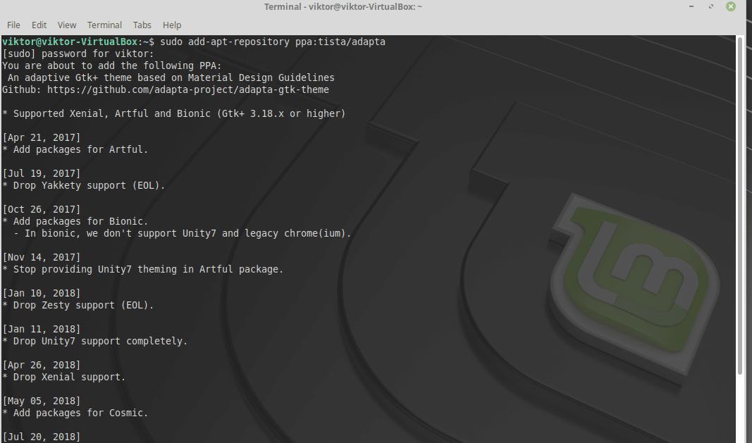 11 Best Linux Mint Themes – Linux Hint