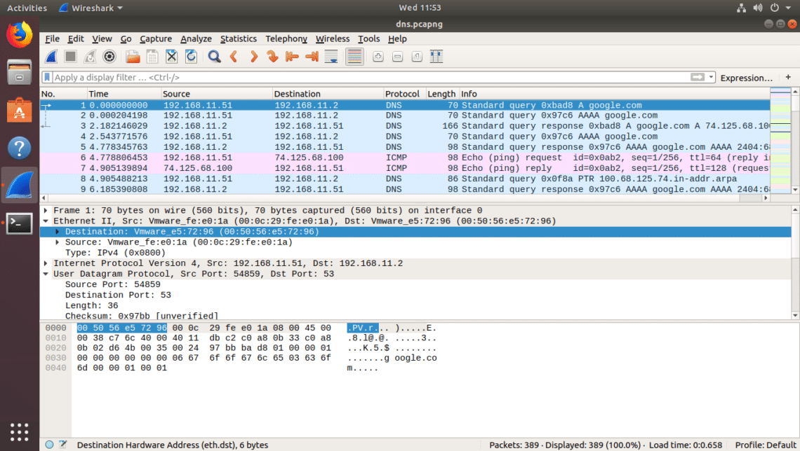 How to Install and Use Wireshark on Ubuntu – Linux Hint