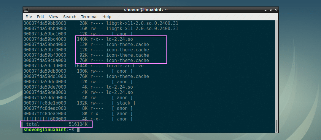 How to Check Memory Usage Per Process on Linux – Linux Hint