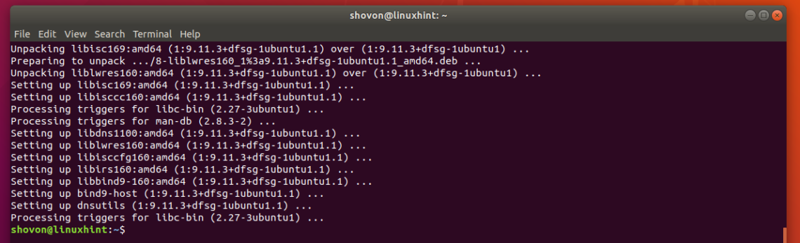 Flush DNS Cache on Ubuntu – Linux Hint