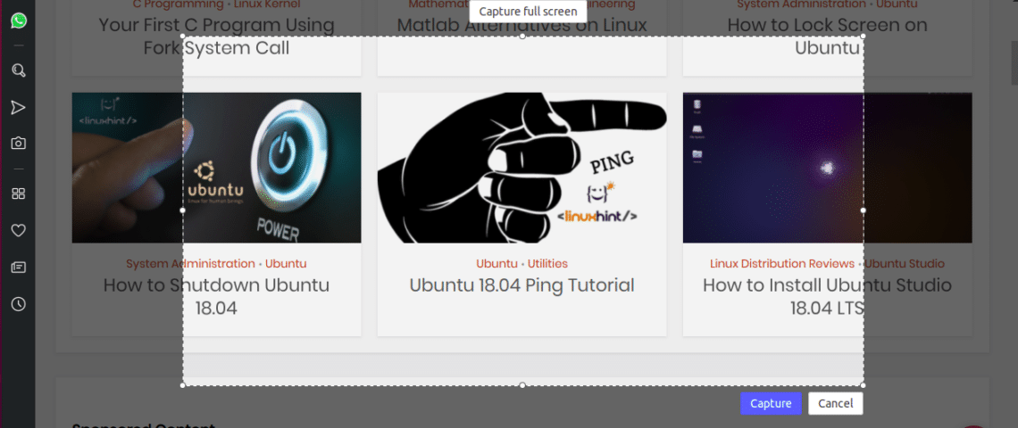 11 Best Web Browsers for Ubuntu – Linux Hint