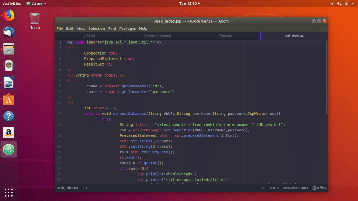 11 Best Ides For Web Development Linux Hint