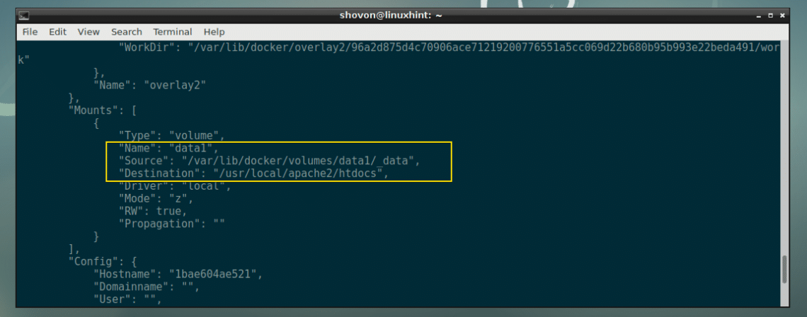 Using Docker Volumes to Share Data Between Containers and