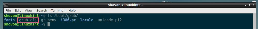 grub2-mkconfig Tutorial – Linux Hint
