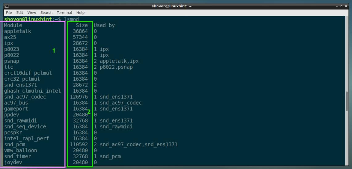 Debian modprobe Tutorial – Linux Hint