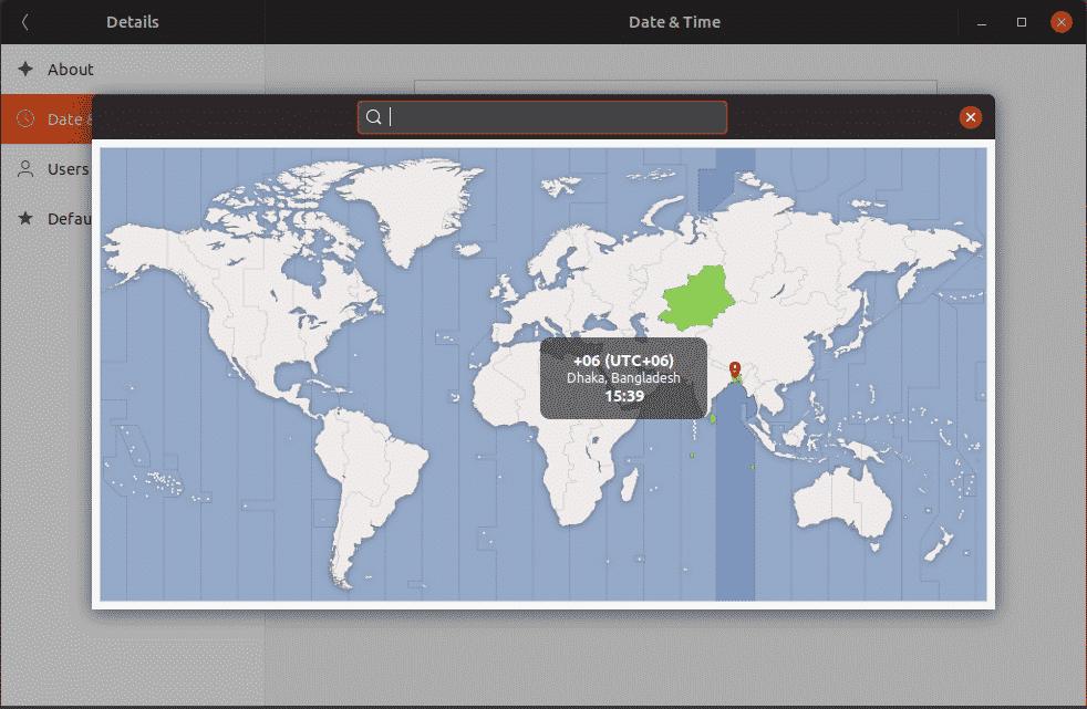 Set Timezone Ubuntu – Linux Hint