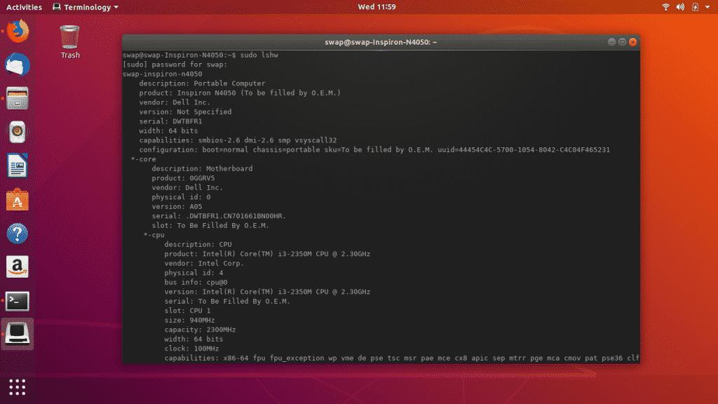 Ubuntu cannot open display default display
