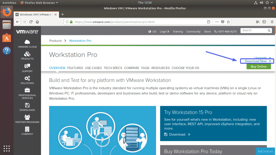 vmware workstation pro crack linux