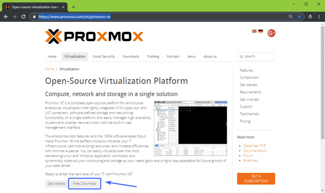 How to Install Proxmox VE – Linux Hint