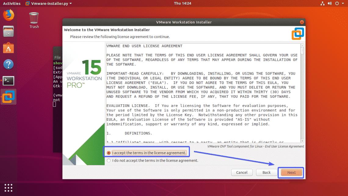 crack para vmware workstation 15 pro