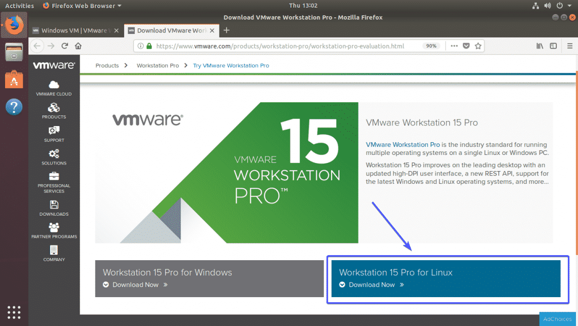 Install VMware Workstation Pro 15 on Ubuntu – Linux Hint