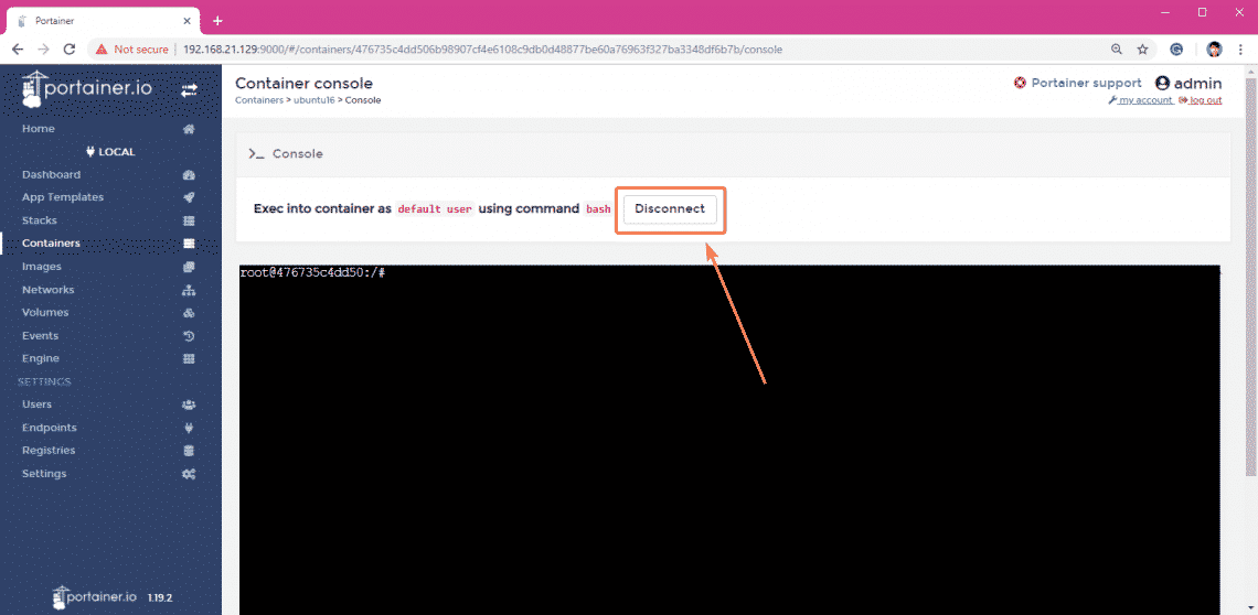 Install Portainer – The Docker Web Based Management UI – Linux Hint