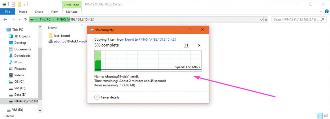 Setup NAS Server on Raspberry Pi 3 – Linux Hint