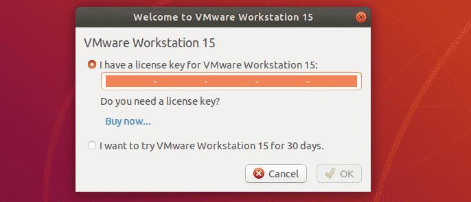 Install VMware Workstation Pro 15 on Ubuntu – Linux Hint