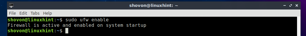 Ubuntu Allow Port Through Firewall – Linux Hint