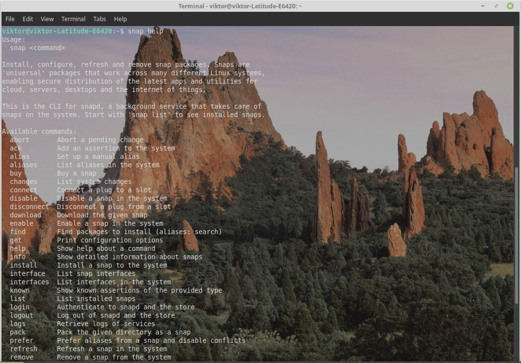 How to Use Ubuntu Snap Packages – Linux Hint