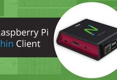 Summary -> Raspberry Pi Thin Client Project Freerdprdesktop Gui Client