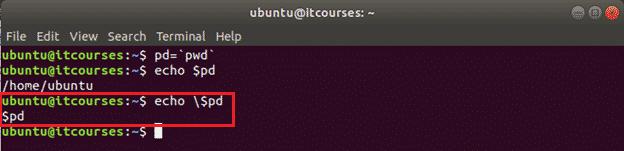 Bash escape quotes – Linux Hint
