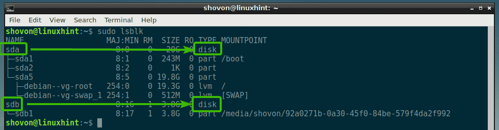 How to Use fdisk in Linux – Linux Hint