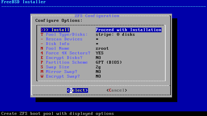 Install FreeBSD in VirtualBox – Linux Hint