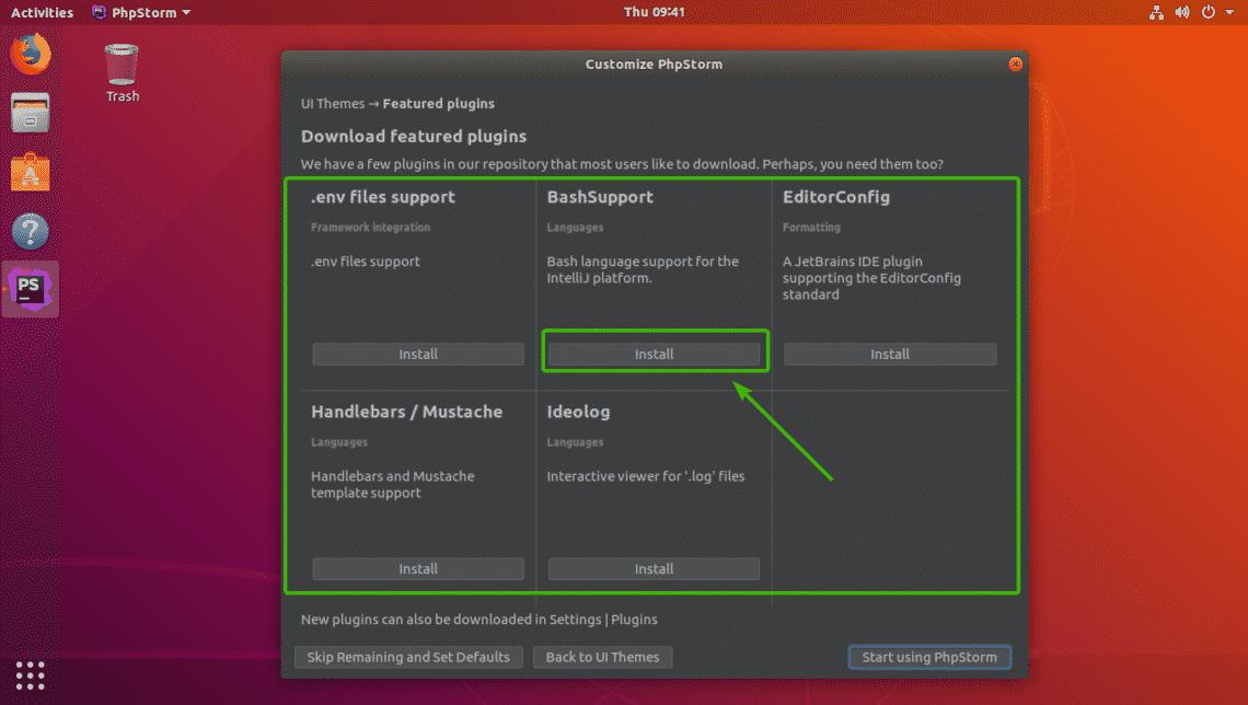 How to Install Jetbrains PHPStorm on Ubuntu – Linux Hint