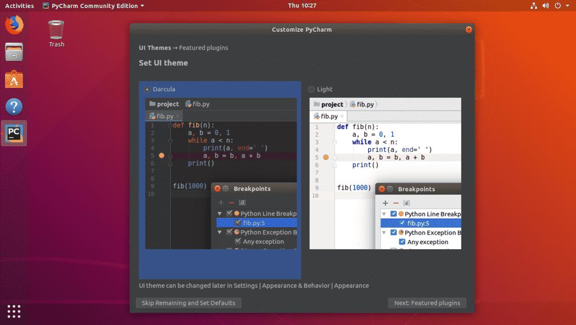 How to Install JetBrains PyCharm on Ubuntu – Linux Hint