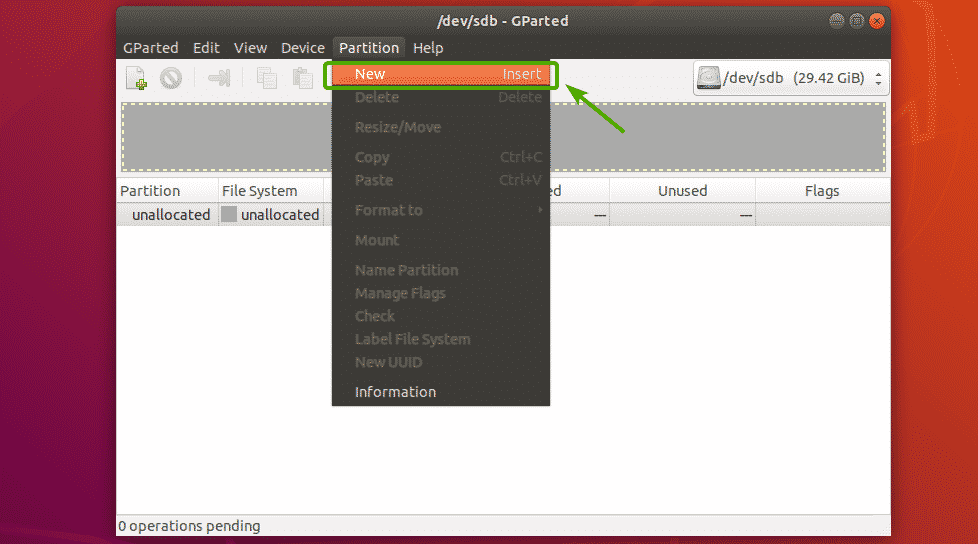 How to use GParted on Ubuntu – Linux Hint