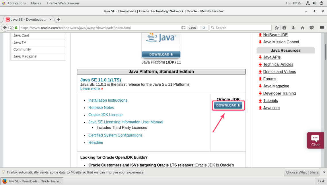 Install Oracle JDK 11 on CentOS 7 – Linux Hint