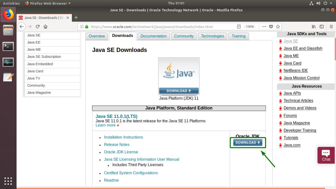download java jdk 11.0.2
