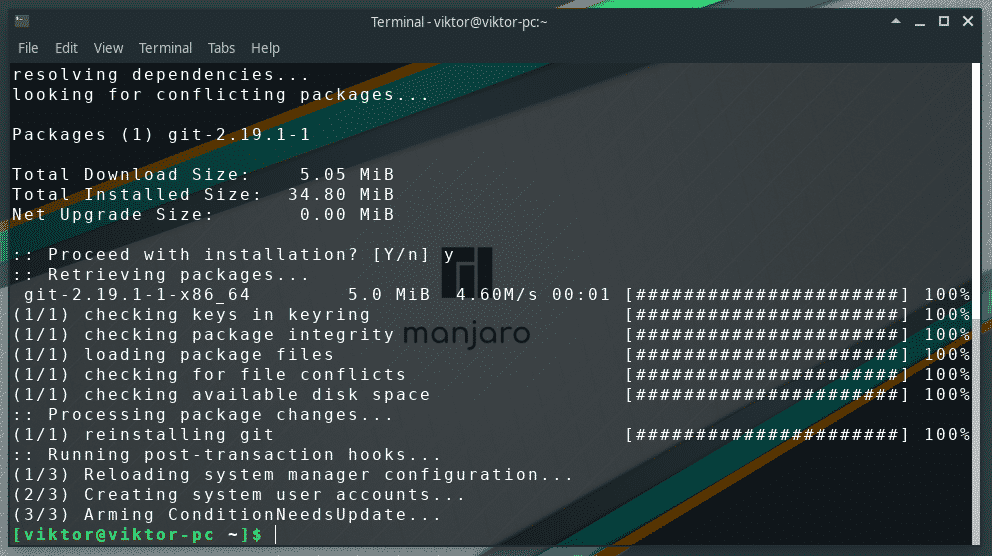 How to Install Spotify on Manjaro – Linux Hint