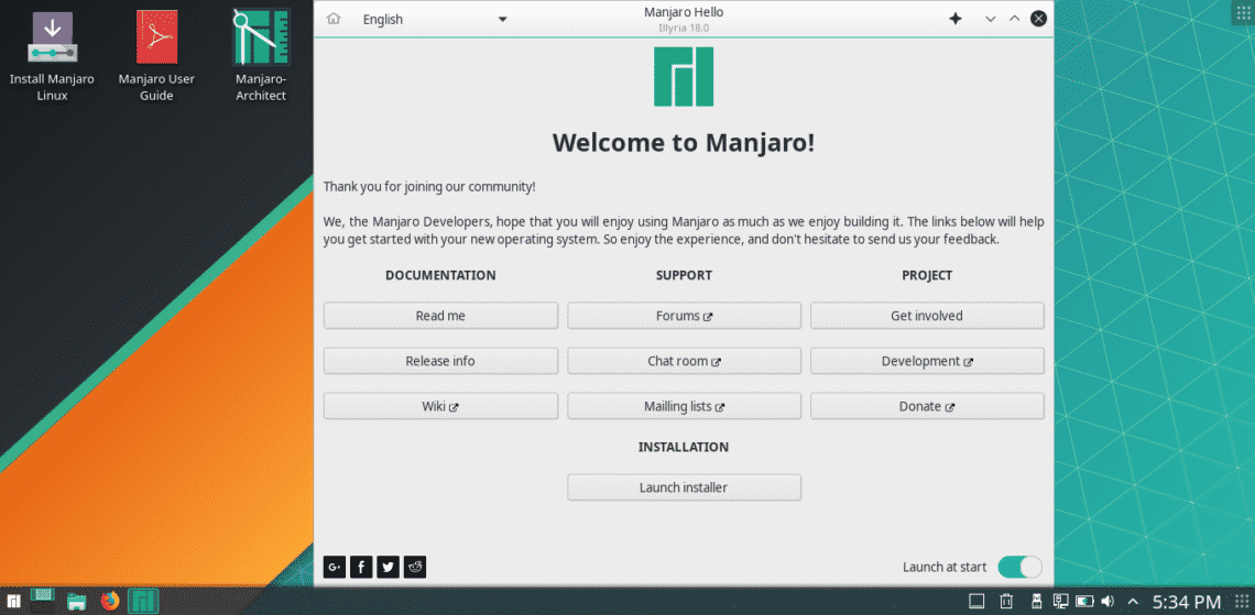 How to Install Manjaro Linux – Linux Hint