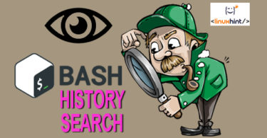 bash history search