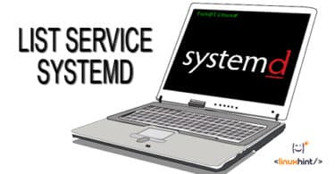 LIST SERVICE SYSTEMD