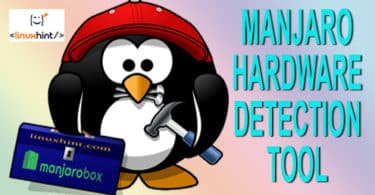 MANJARO HARDWARE DETECTION TOOL