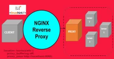 NGINX REVERSE PROXY
