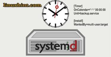 SYSTEMD TIMER